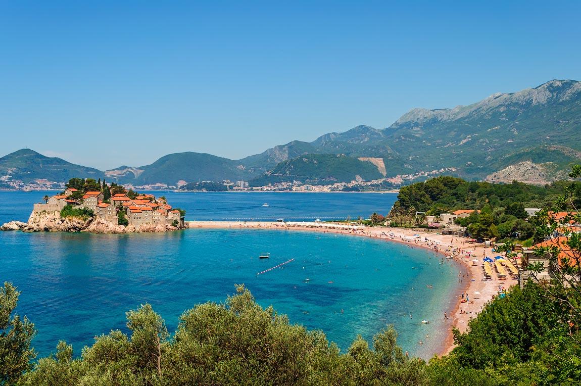 Отдых в черногории города