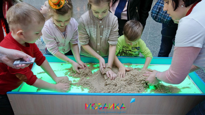 Конспект занятий с песочной терапией ясельная группа
