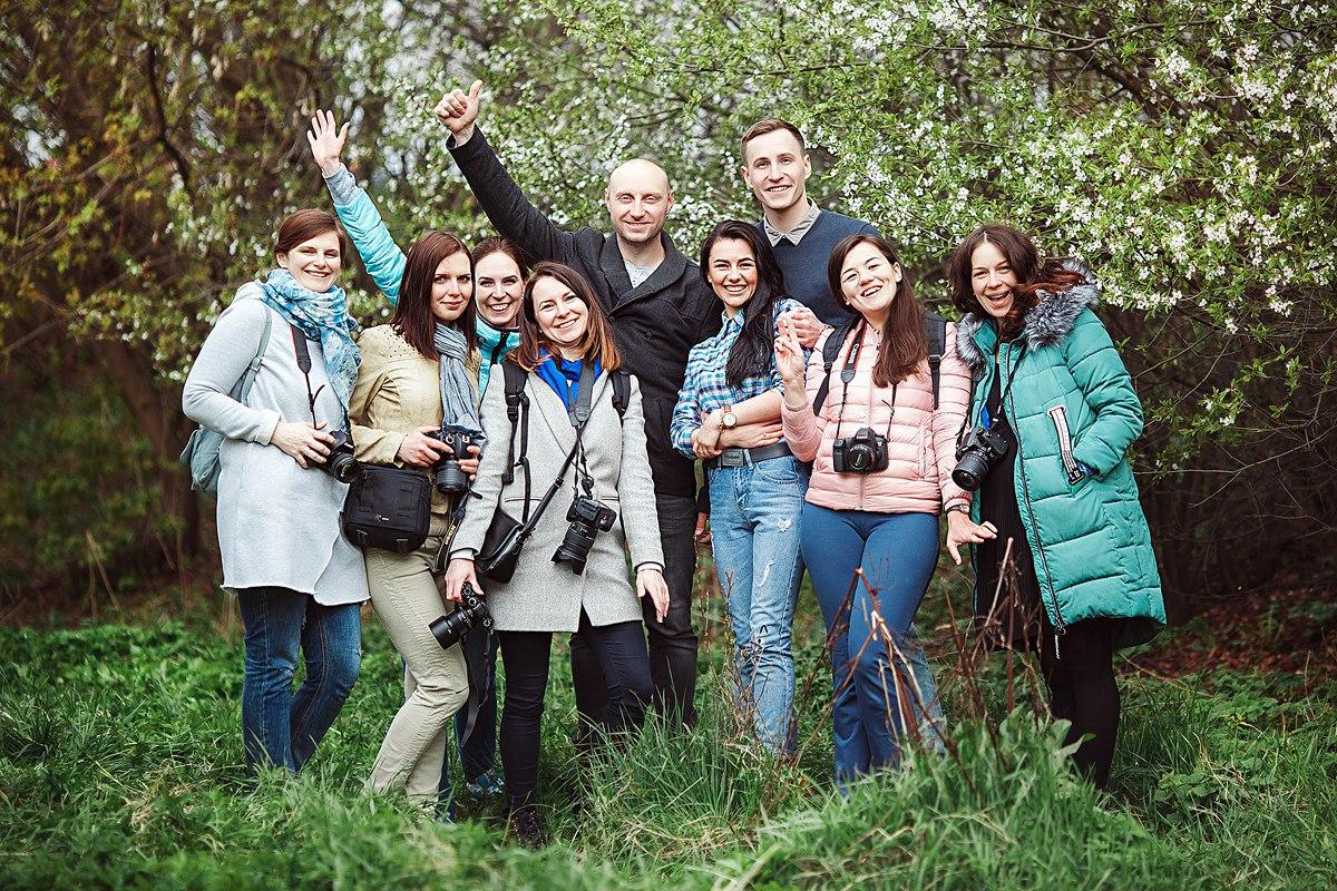 компании многом хорошие курсы фотографии в москве для начинающих это будет его