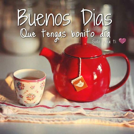 Картинки с добрым утром на испанском