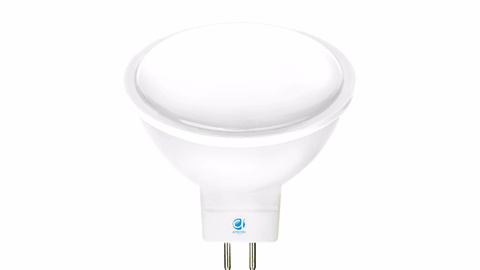 Лампа FLAT LED MR16-DD 8W G.U 5.3 3000К (75W)