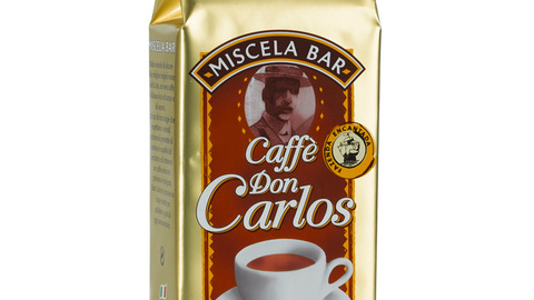 Кофе ТМ Carraro Don Carlos